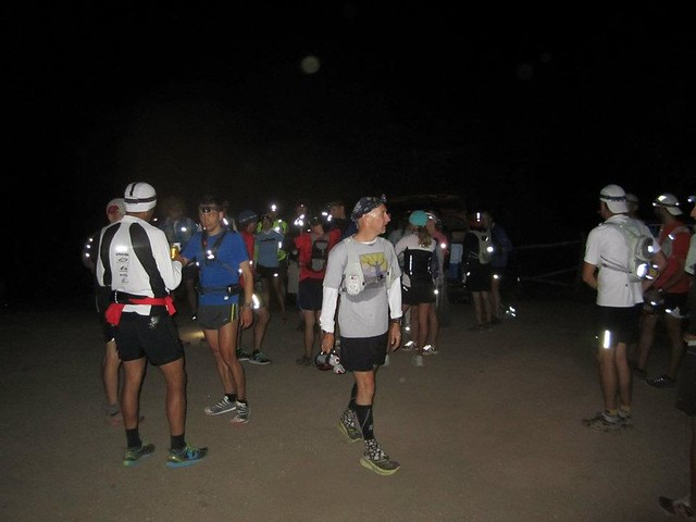 Annual Official LT100 Night Run 2012