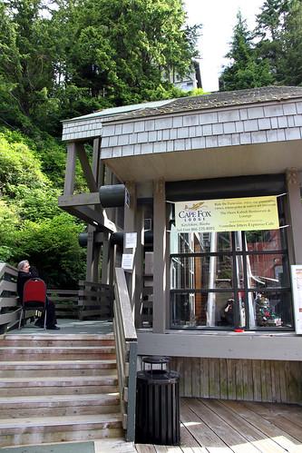 Ketchikan - Funicular Base