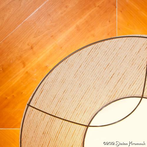 lines square pattern curves lightfixture