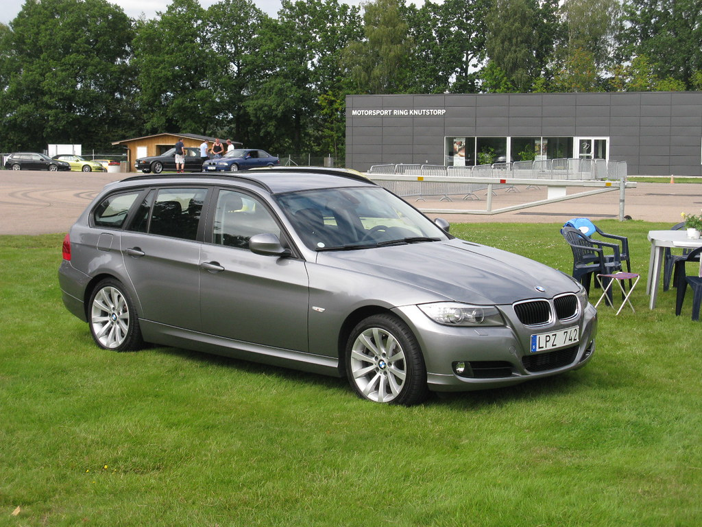 bmw 318d touring e91 a photo on flickriver. Black Bedroom Furniture Sets. Home Design Ideas