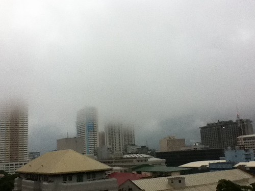 Classes in Metro Manila suspended today