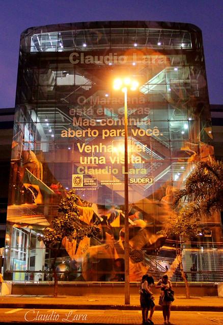 Museu do Futebol - Museu do Esporte - Rio  de Janeiro