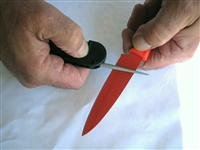The Easy Way to Sharpen a Knife Without Spending a Lot of Money   Backdoor Survival