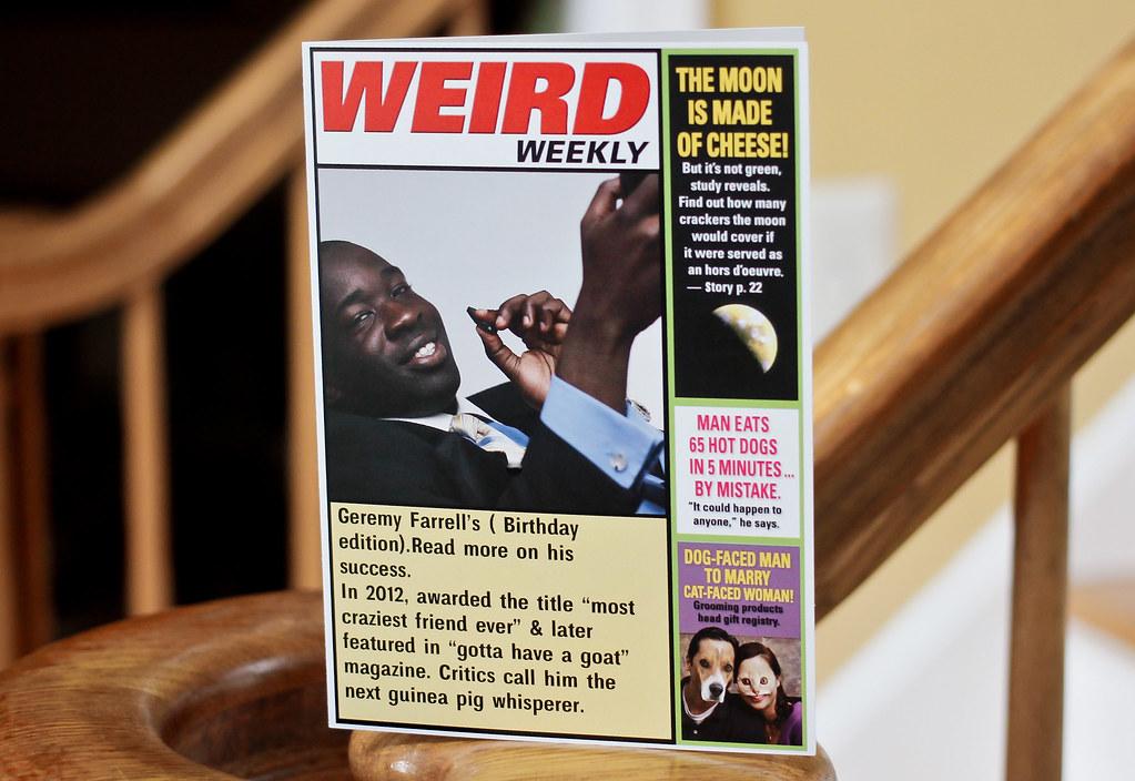 Weird Weekly
