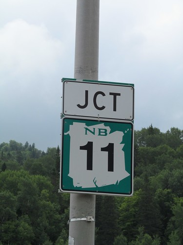 New Brunswick Route 11