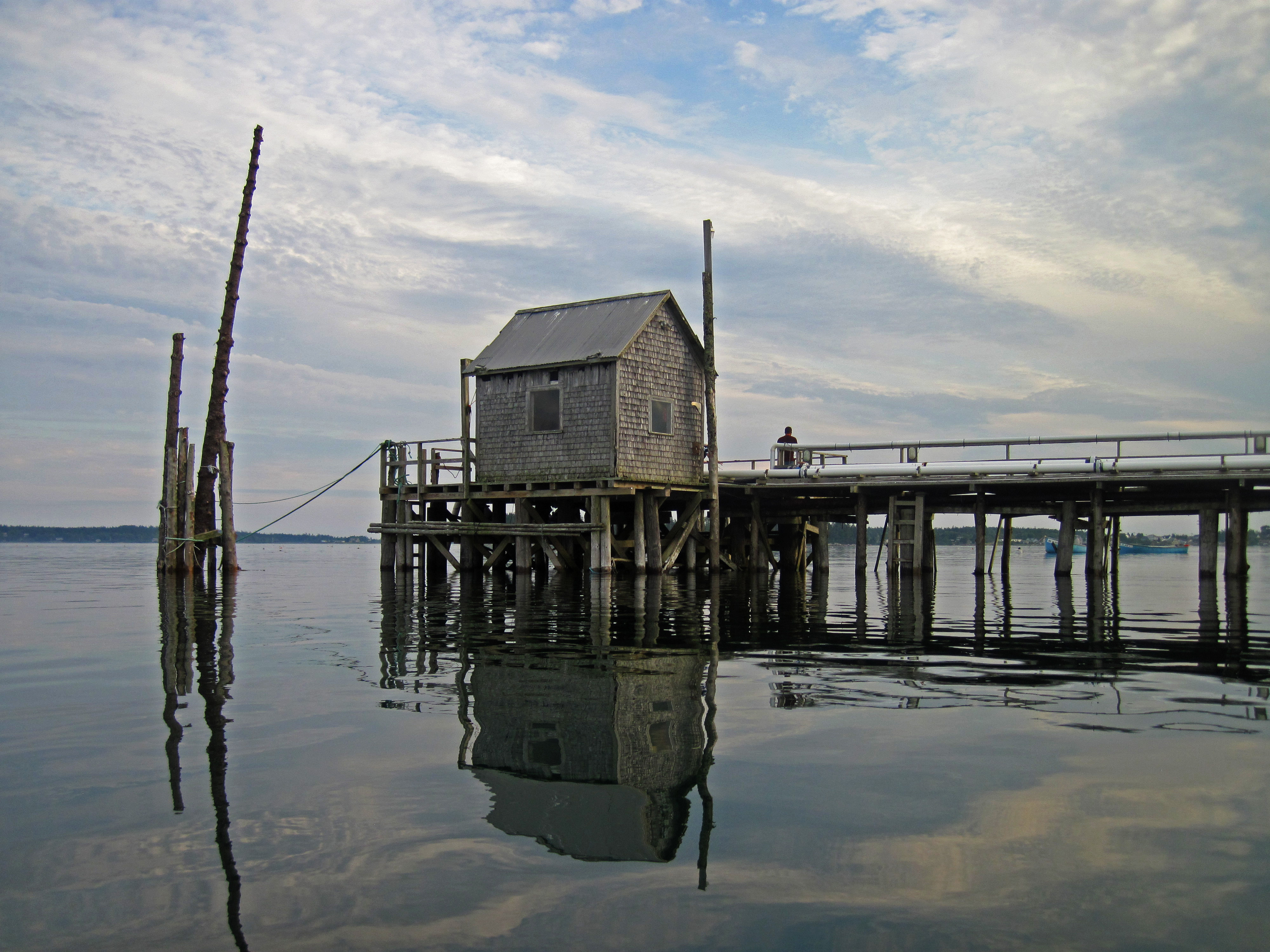 Jonesport Town Pier | Flickr - Photo Sharing!jonesport town