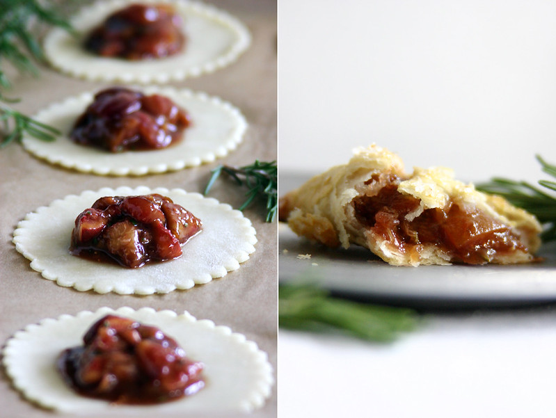 Fig, Balsamic, & Rosemary Hand Pies