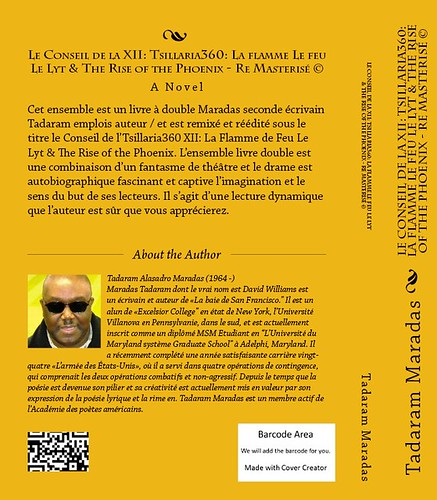 Le Conseil de l'Tsillaria360 XII La Flamme de Feu Le Lyt & The Rise of the Phoenix. L by Tadaram Alasadro Maradas