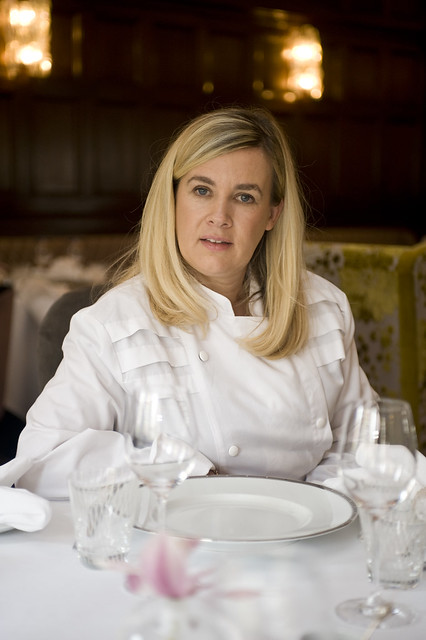 2 michelin star chef helene darroze connaught hotel london flickr photo sharing - Restaurant helene darroze paris ...
