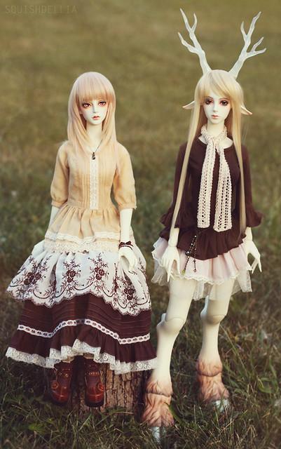 Breccia and Amber