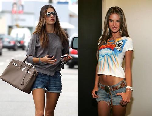 Alessandra-Ambrosio-shorts