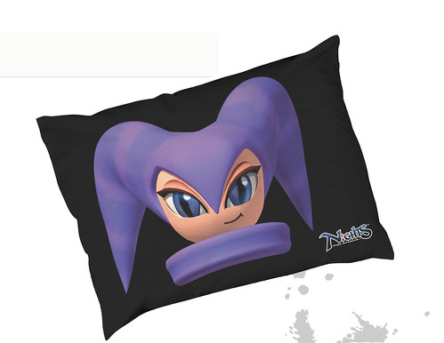 NiGHTS into dreams... Pillowcase