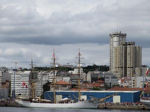 Tallships Coruña 2012 by treboada