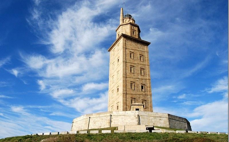 Hercules Tower - La Coruña - Spain