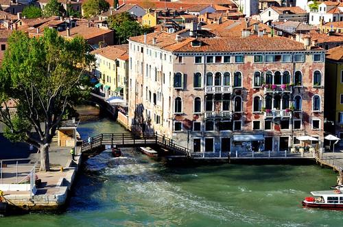 Desde el canale della Giudecca