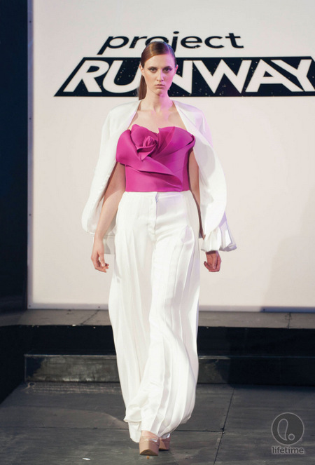 Ven Budhu Dress 1_Project Runway