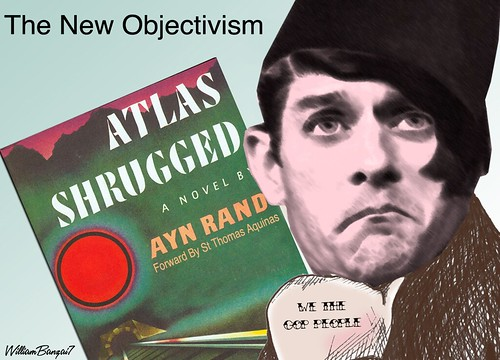 THE NEW OBJECTIVISM by Colonel Flick
