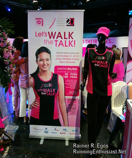 AVON Let's Walk the Talk43