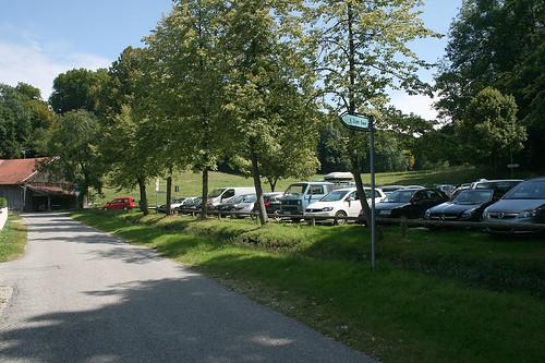 Parkplatz Berg