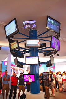 Tree of screens