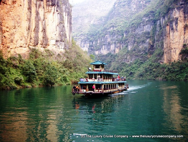 Yangtze River Cruise  Flickr  Photo Sharing