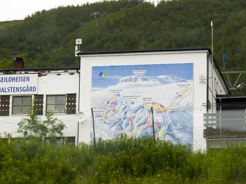 468  Geilo Tren Oslo-Bergen