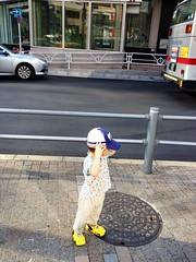朝散歩 (2012/8/17)