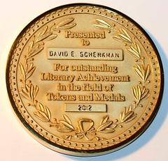 TAMS Schenkman medal rev