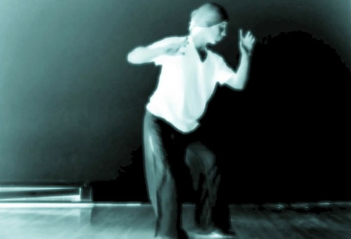 The Crane Dances a Kurdish Song (From my Butoh Vlog. 2012)