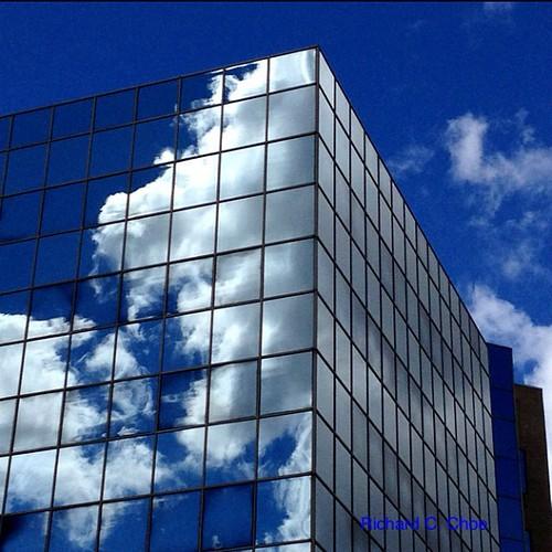 Sky Blue Sky by rchoephoto