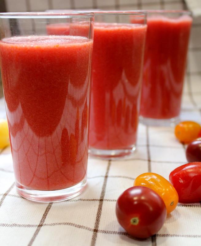 tomato frappe