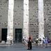 Hadrian's temple in the Piazza di Pietra