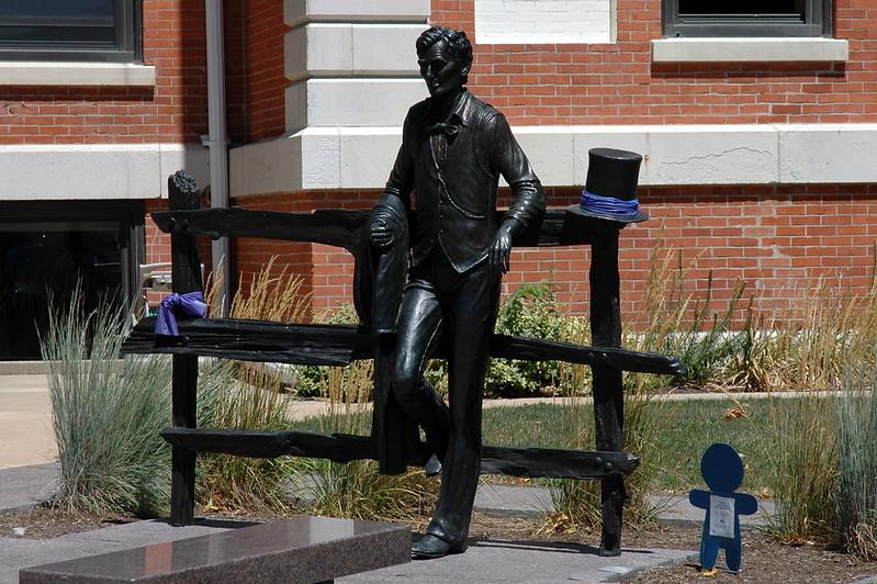 Lincoln Statue, Pontiac, IL