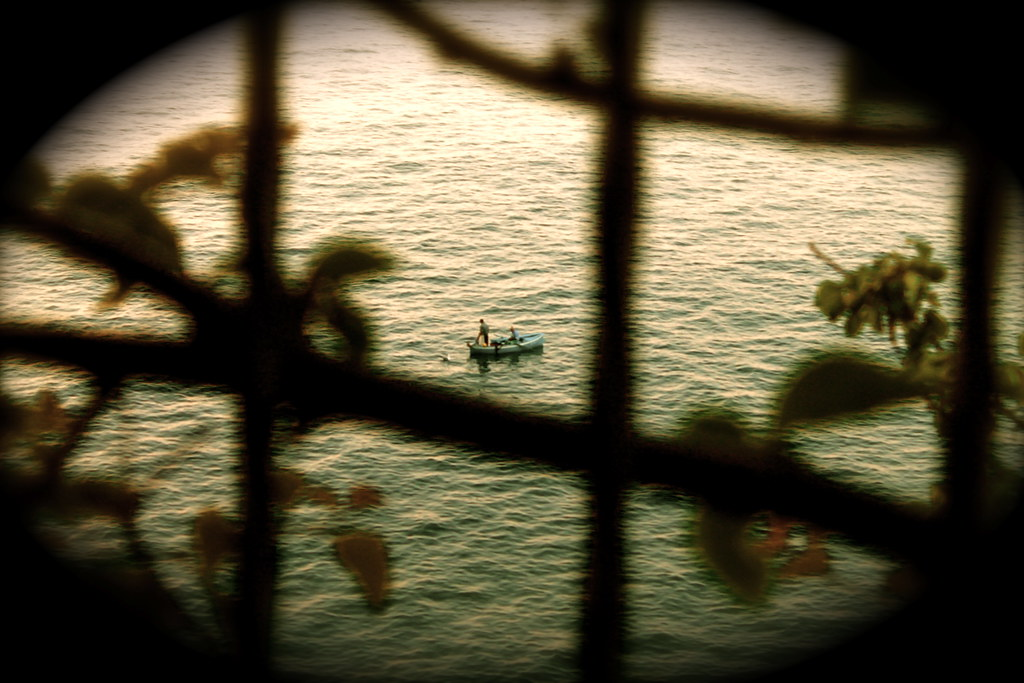 Spy Boat