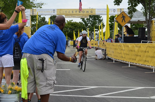 LIVESTRONG Challenge Philly 2012