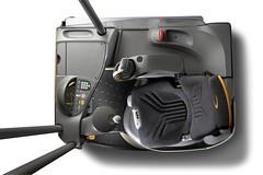 Crown Fahrerkabine Schubmaststapler ESR 5000S
