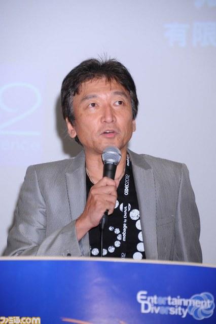 120822(1) - 本日壽星「郷田ほづみ」受邀在《CEDEC 2012》演講『從音響監督/聲優的角度,看待配音現場的理想與現實』!