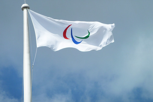 Paralympic Agitos Flag