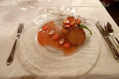 France 2012 – Strawberry tart