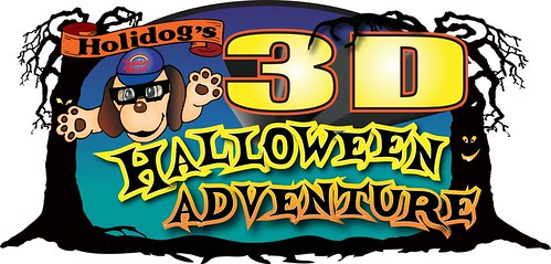 Holidog's 3D Halloween Adventure