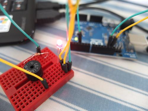 Arduino morse project