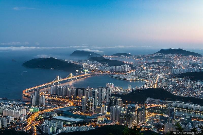 [集邮] 透过韩国邮票 体味韩国桥梁魅力(下) - 路人@行者 - 路人@行者