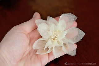 Beautiful Handmade Flower