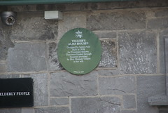 Photo of Green plaque number 8829