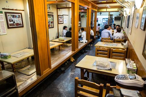 Jeon restaurant, Sinsa