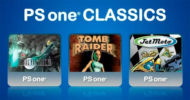 PSOne Classics PS Vita
