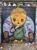 InkFetish graffiti, Shoreditch
