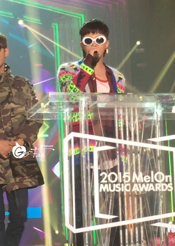 BIGBANG - MelOn Music Awards - 07nov2015 - GD Fan - 06