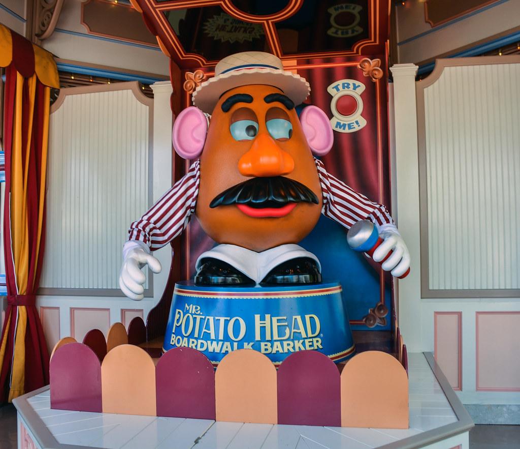 Potato Head TSM