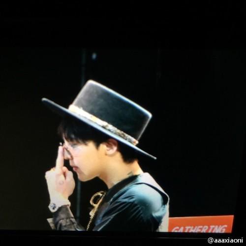G-Dragon - V.I.P GATHERING in Harbin - 21mar2015 - aaaxiaoni - 05